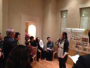 地域医療を守り育てる住民活動2015つばめの会のミニレクチャー