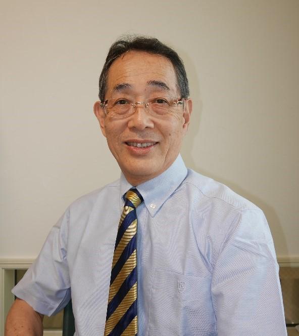 田角先生の顔写真
